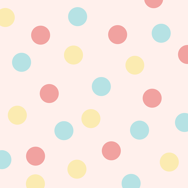 Background, Polka Dots, Pattern, Dots, Dotted, Retro