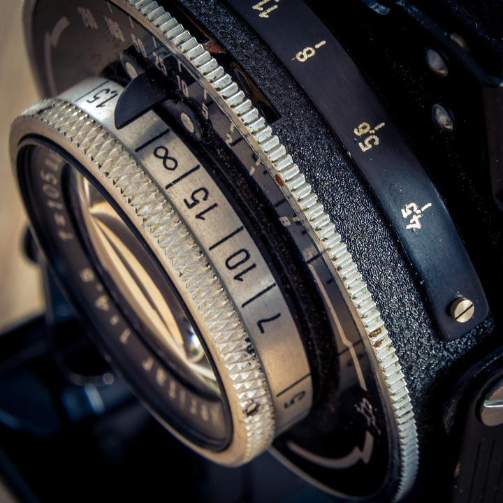 Camera, Photo Camera, Retro, Retro Look, Flea Market