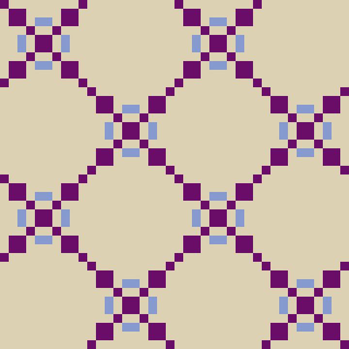 Pattern, Background, Vector, Seamless, Retro, Design
