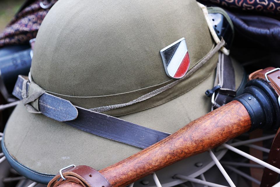 Helm, Old, Retro, War, Vintage, Head, Hat, Fashion