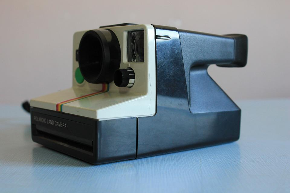 Exceptionnel Free photo Retro Vintage Polaroid Camera Polaroid Camera - Max Pixel BT01