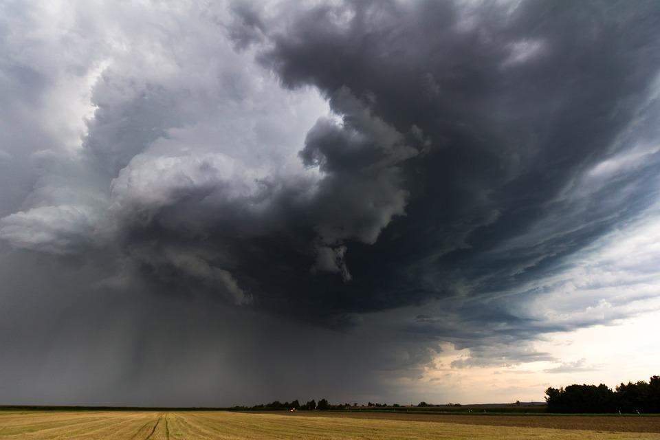 Nature, Landscape, Forward, Cloud, Super Cell, Rfd
