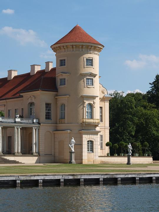 Castle, Rheinsberg, Rheinsberg Castle, Tower