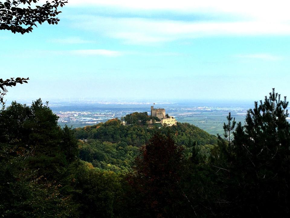 Palatinate, Germany, Rhineland-palatinate, Countryside
