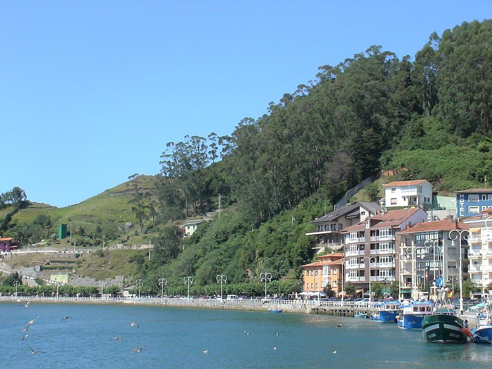 Asturias, Ribadesella, Landscape