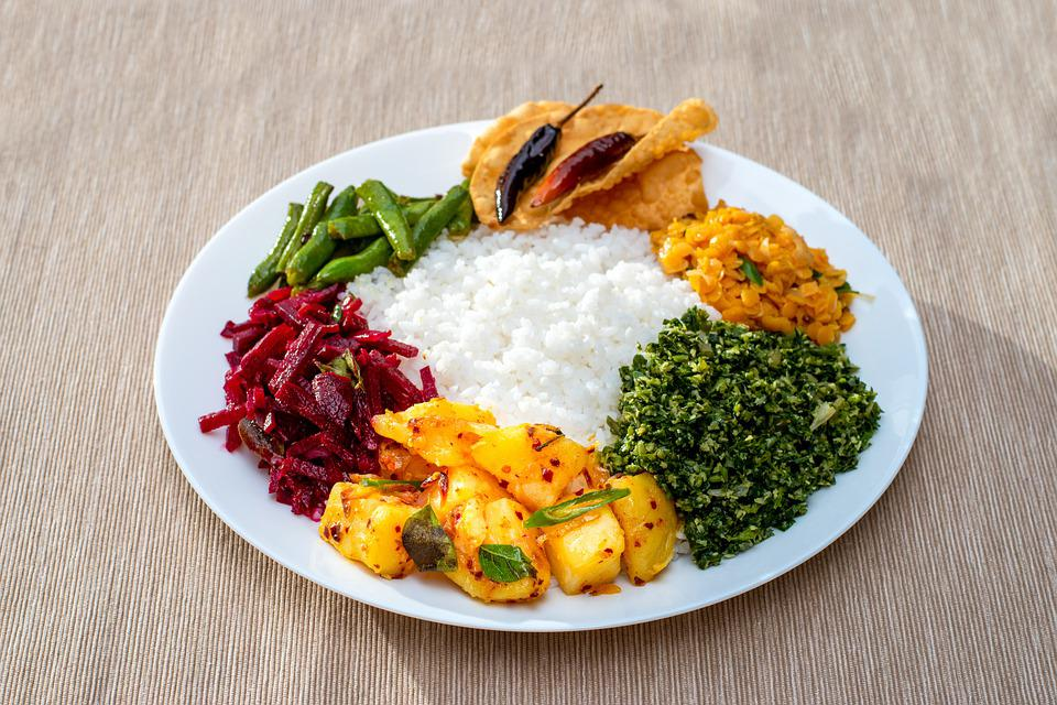 Rice, Food, Dish, Curry, Cuisine, Meal, Vegetable