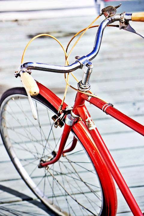 Bicycle, Bike, Retro, Old, Sport, Cycle, Outdoor, Ride