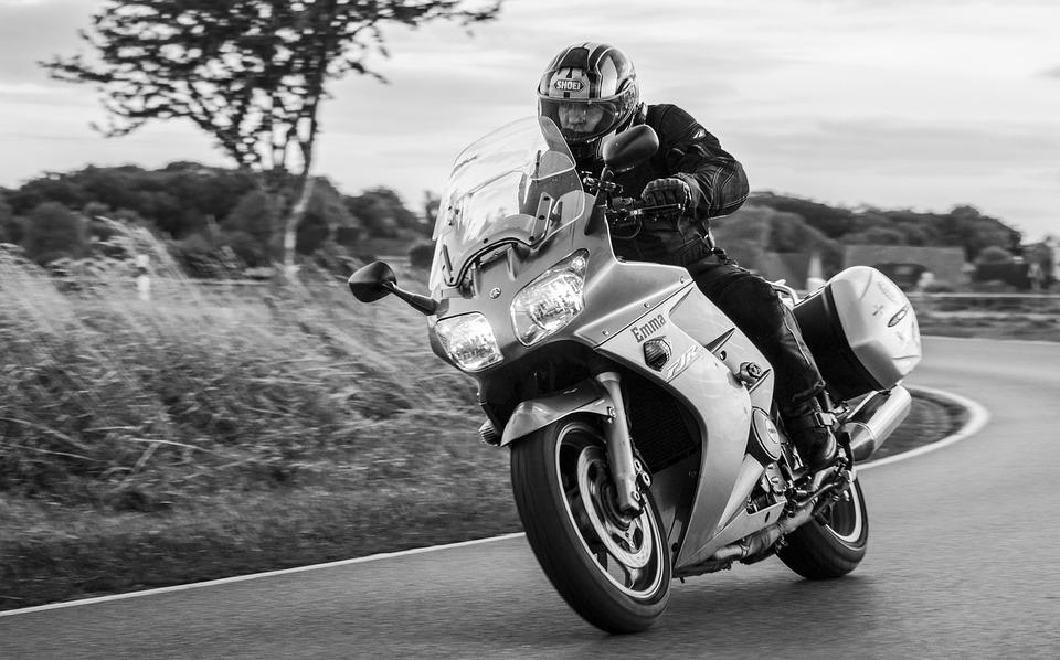 Motorcycle, Motor Bike, Fjr 1300, Ride, Road