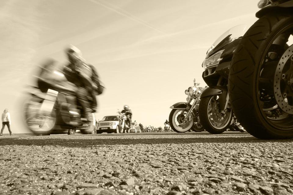 Biker, Motorcycle, Rider, Road, Motorbike, Transport