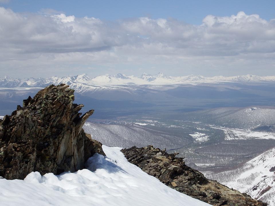 Mountains, Ridge, Height, Open Space, Rocks, Plateau