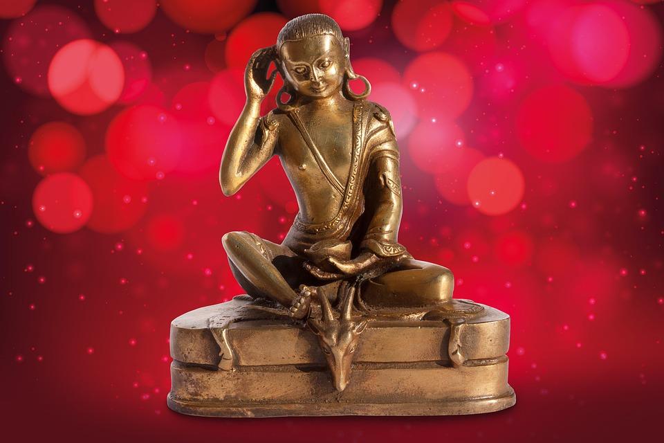 Mila Repa, Buddha, Bodhisattva, Esoteric, Right Hand