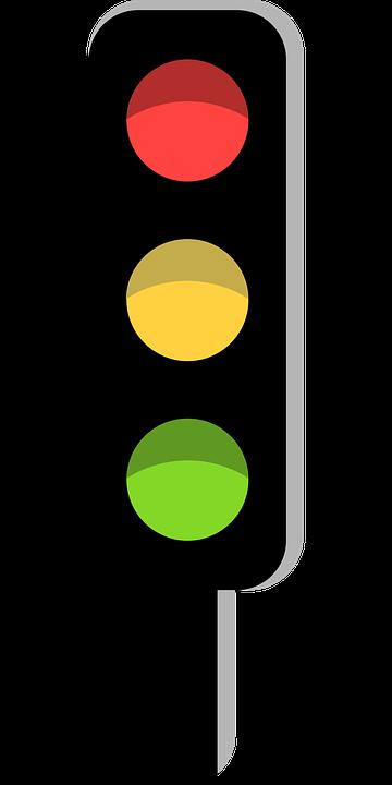 Traffic Lights, Right, False, Traffic, Red, Green