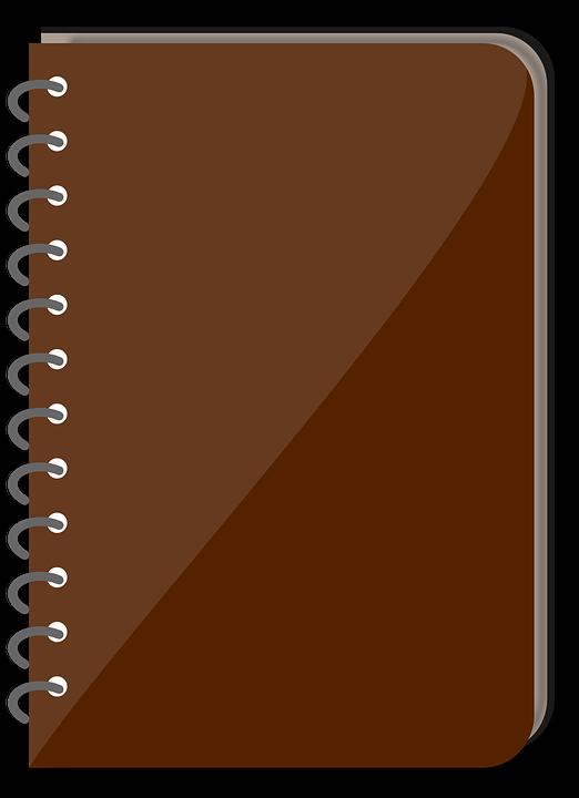 Ring Binder, Bound, School, Notepad, Book, Loose-leaf