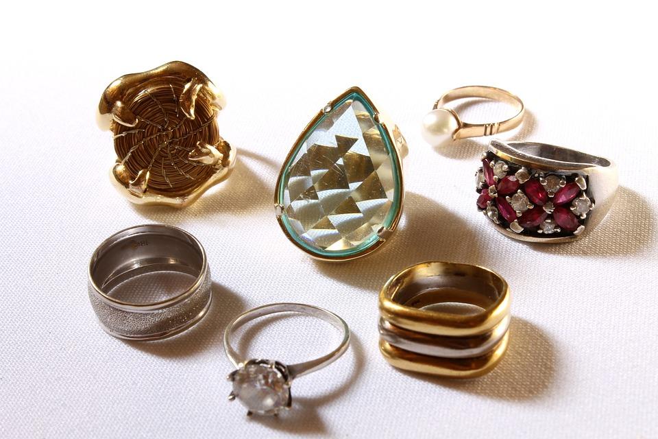 Ring, Rings, Props, Female, Loud, Vanity