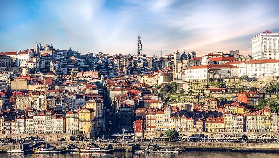 Porto, City, Portugal, Historic City, Rio, River Douro