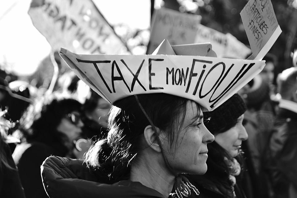 Women, Riot, Movement, Activist, Marching