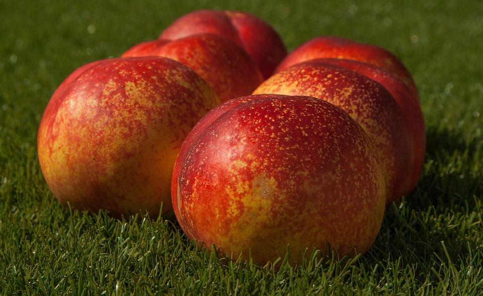 Peach, Fruit, Fresh, Ripe, Vitamins