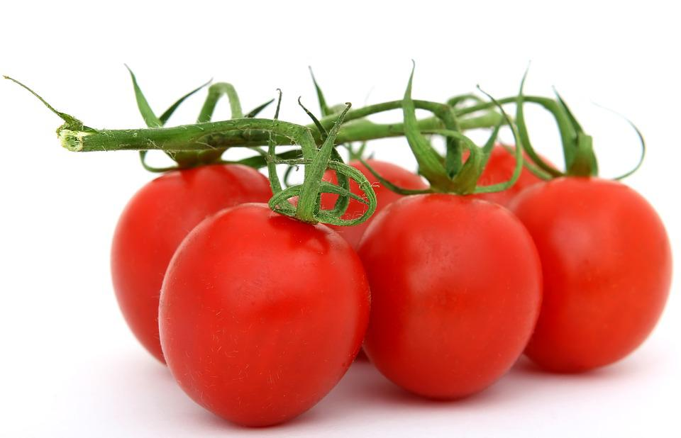 Tomatoes, Vegetables, Red, Ripe, Raw, Salad