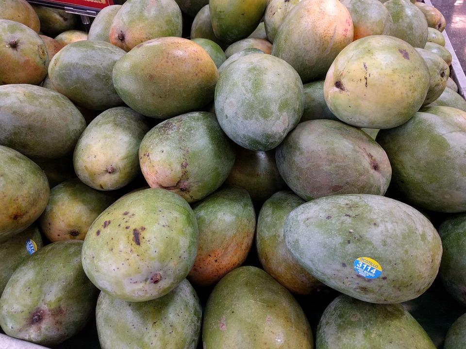 Mango, Tropical, Fruit, Sweet, Smoothie, Ripe, Vegan