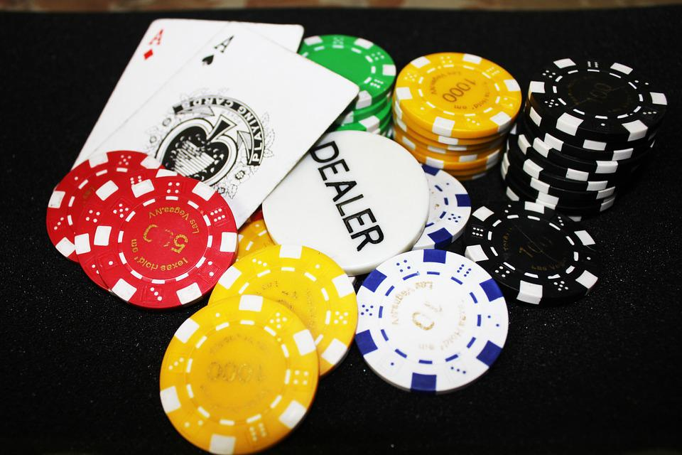 Chips, Gambling, Casino, Win, Game, Luck, Risk, Bet