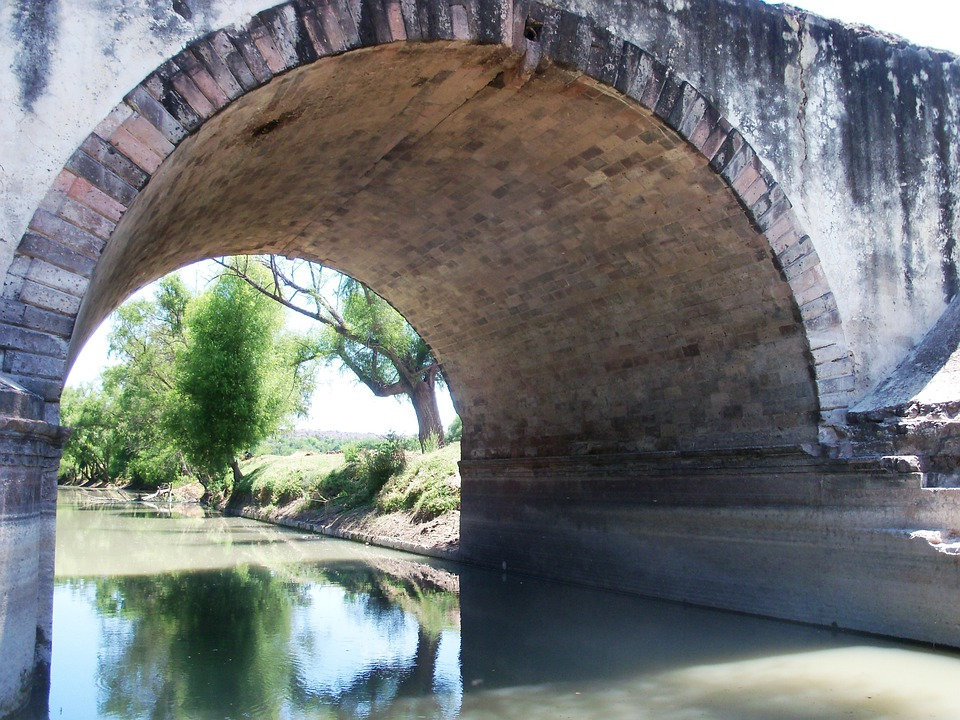 Old, Architecture, River, Bridge, Urban