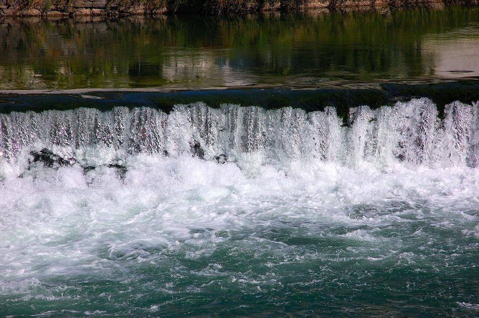 River, Water, Level, Flow, Fluent, Foam