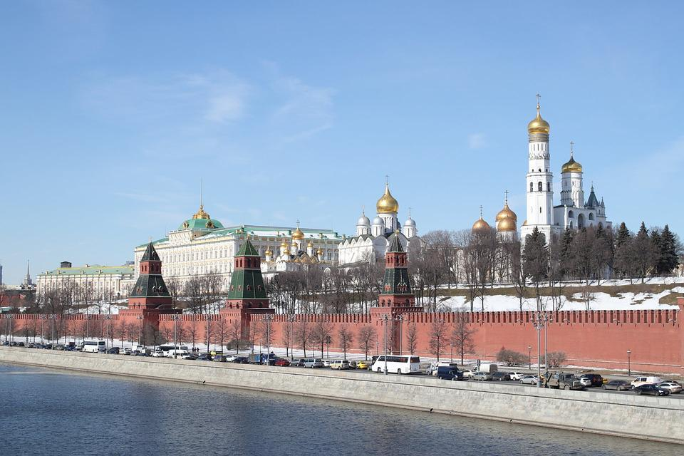 The Kremlin, Architecture, Travel, Megalopolis, River