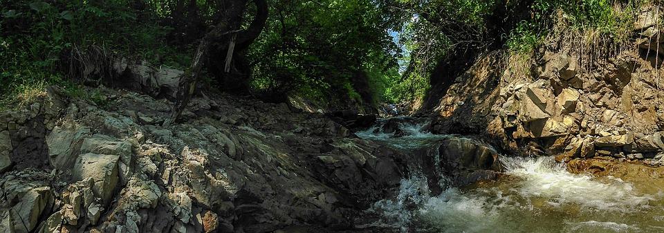 Muszyna, River, Szczawnik, Dream, View, Poland, Nature