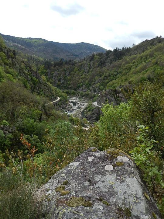 River, Field, Nature