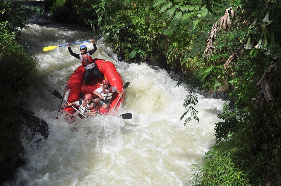 River, Rafting, Adventure