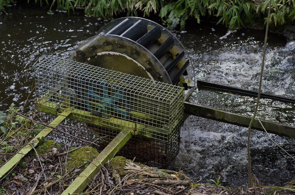 Water Wheel, Stream, River, Mill, Rural, Wheel, Water