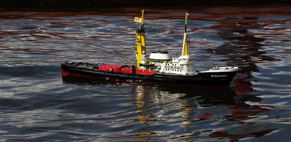 Waters, Model Ship, Tug, Leisure, Ship, River, Water