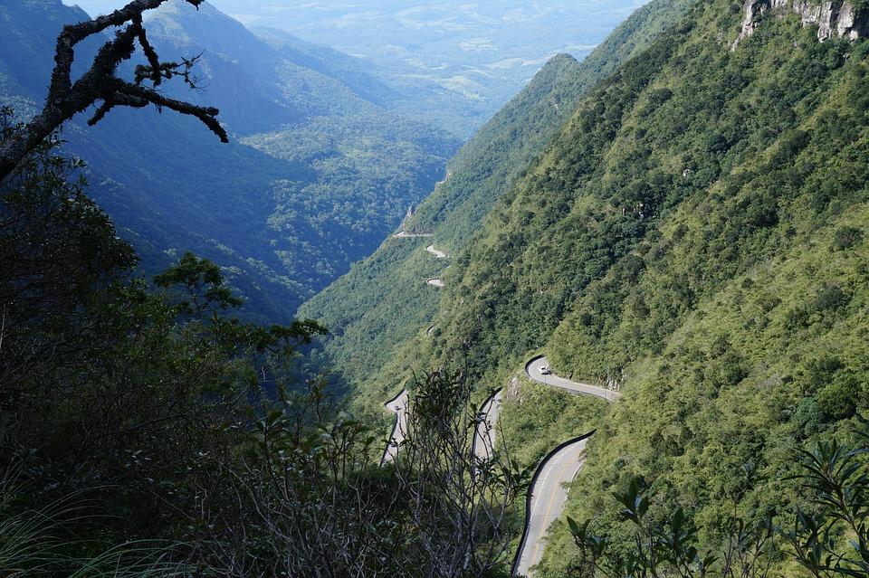 Serra, River Trail, Road
