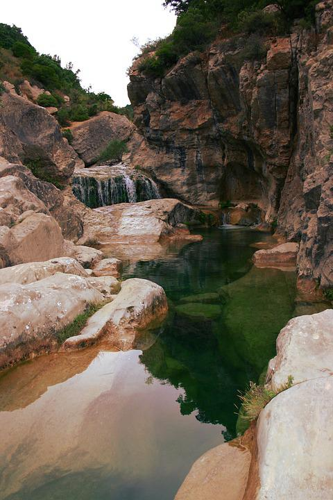 River, Cascade, Water, Nature, Waterfall, Water Courses