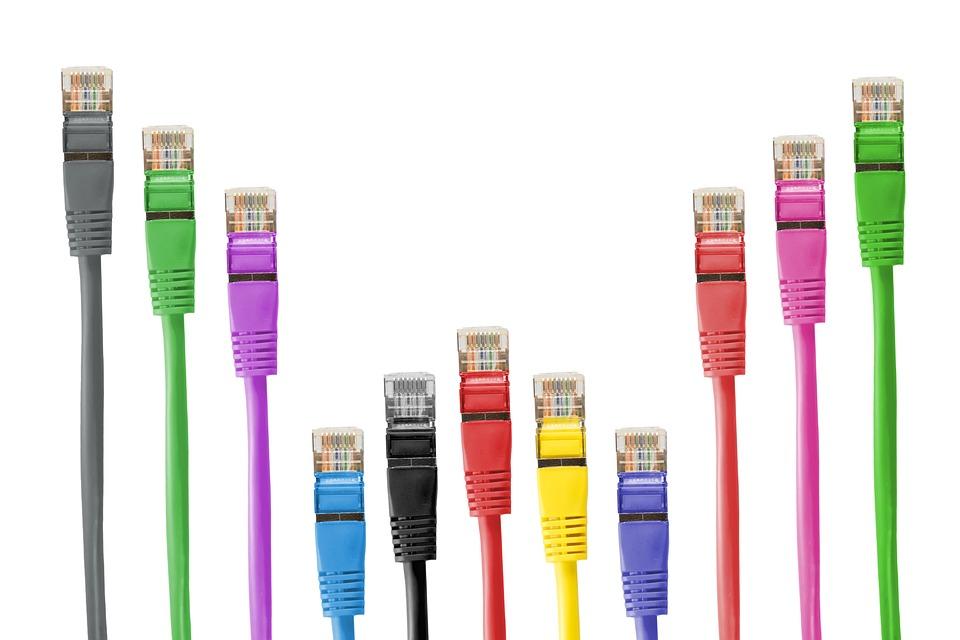 Cable, Patch, Patch Cable, Rj, Rj45, Rj-45, Network