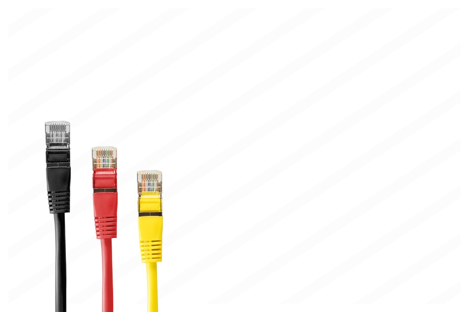 Network Cables, Cable, Plug, Patch, Patch Cable, Rj