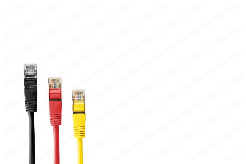 Network Cables, Cable, Plug, Patch, Patch Cable, Rj