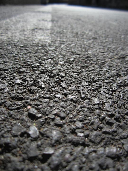 Asphalt, Road, Nero