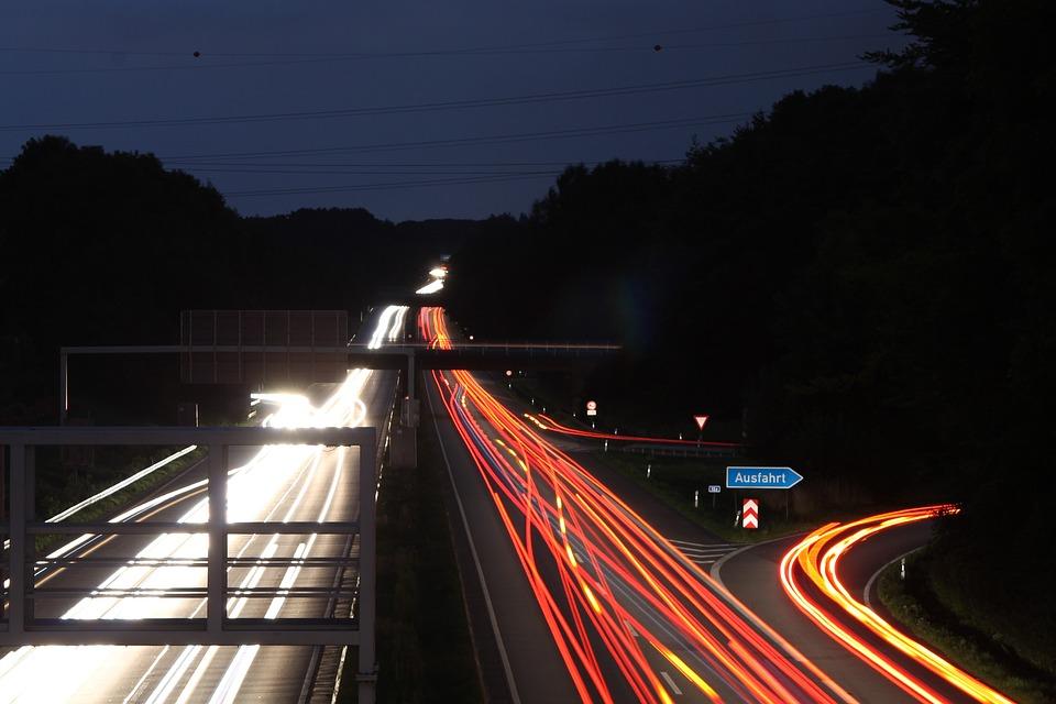 Transport System, Road, Highway, Traffic, Travel