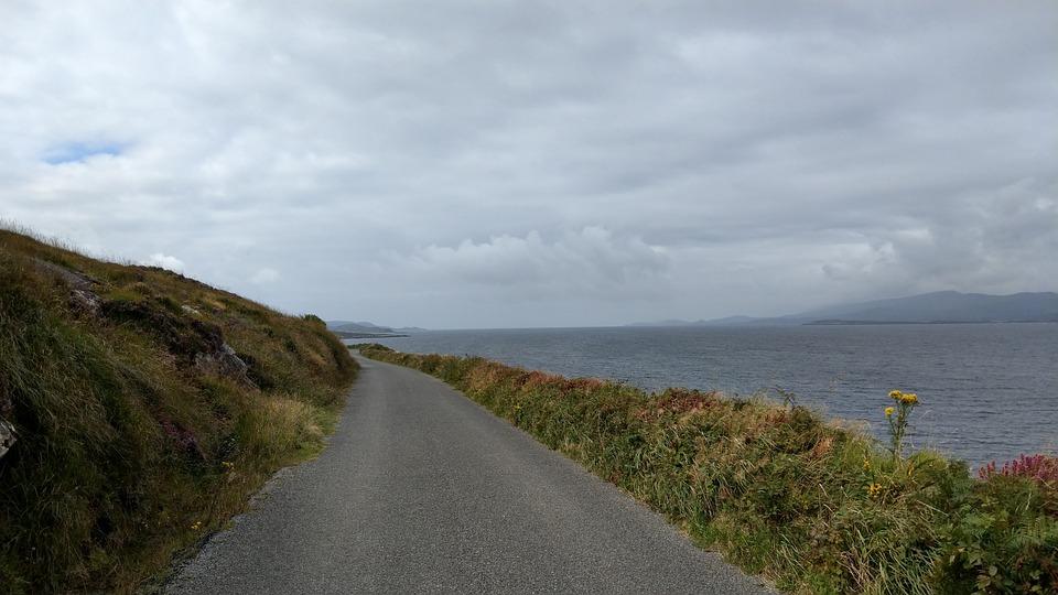 Ireland, Road, Nature, Landscape, Irish