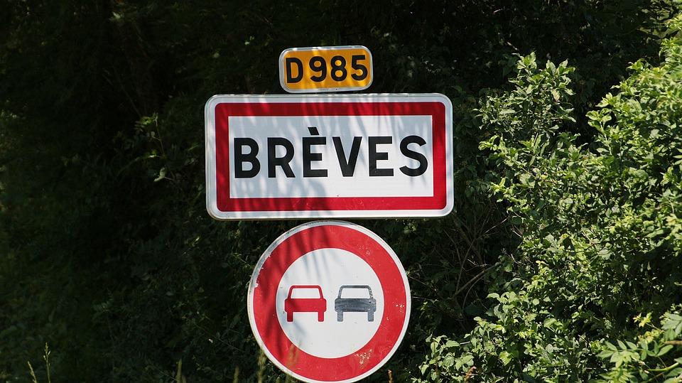 Brief, Village, Panel, Road, Name