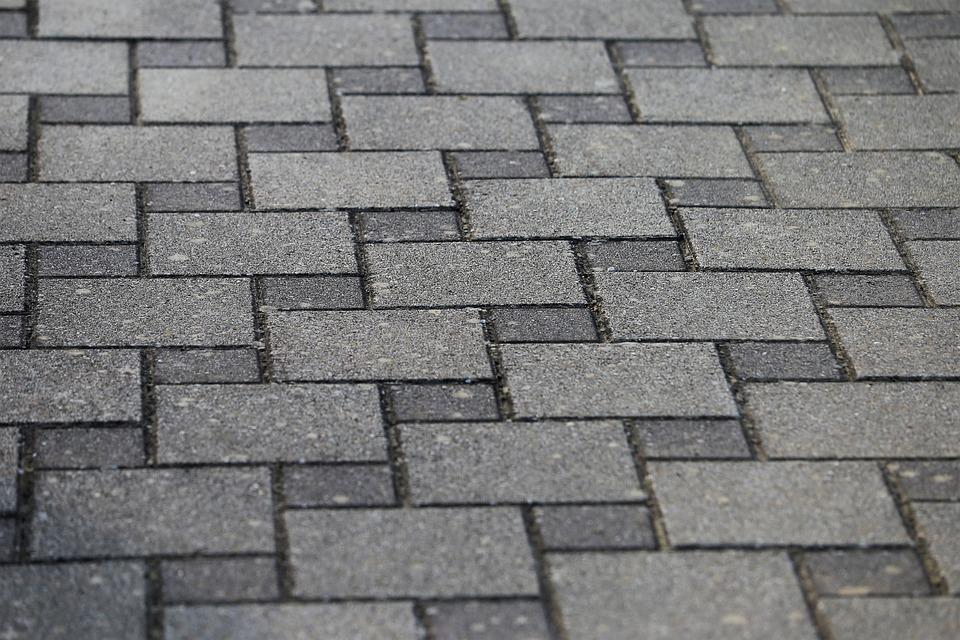 Road, Pattern, Bricks, Texture, Structure, Design