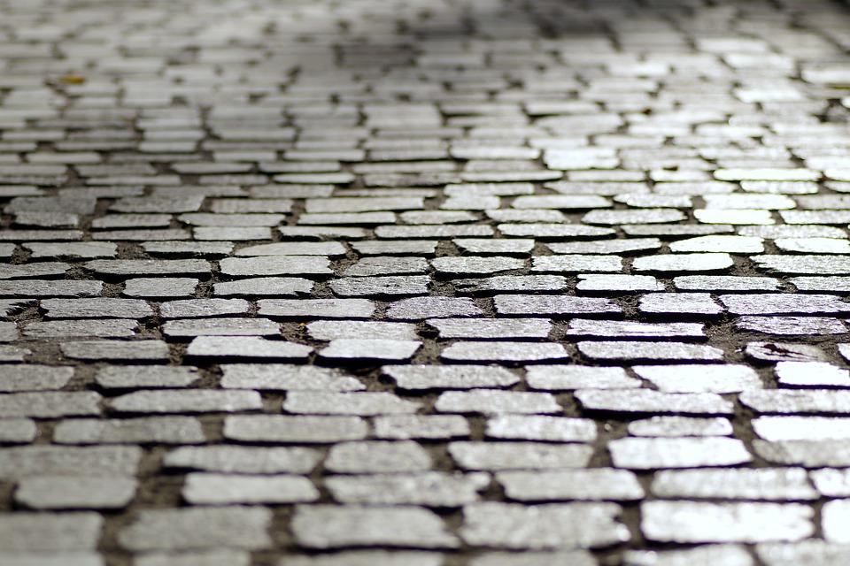 Pavement, Cobblestones, Walkway, Stones, Road, Texture