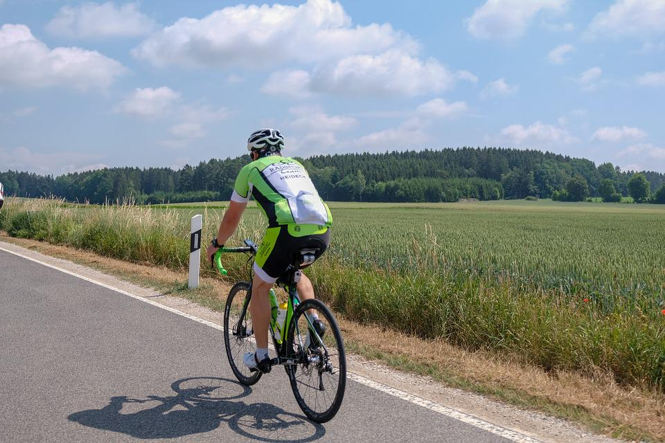 Road Bike, Cyclists, Rtf, Jura, Marathon, Sky, Road