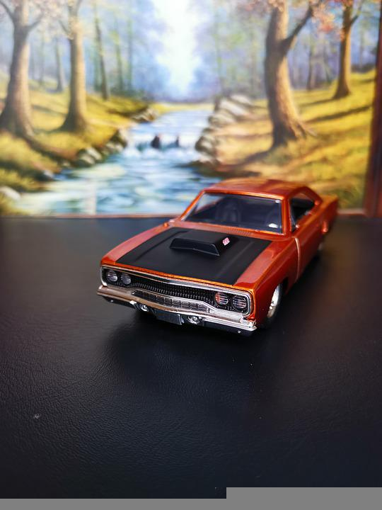 Diecast, Cars, Plymouth, Road, Runner