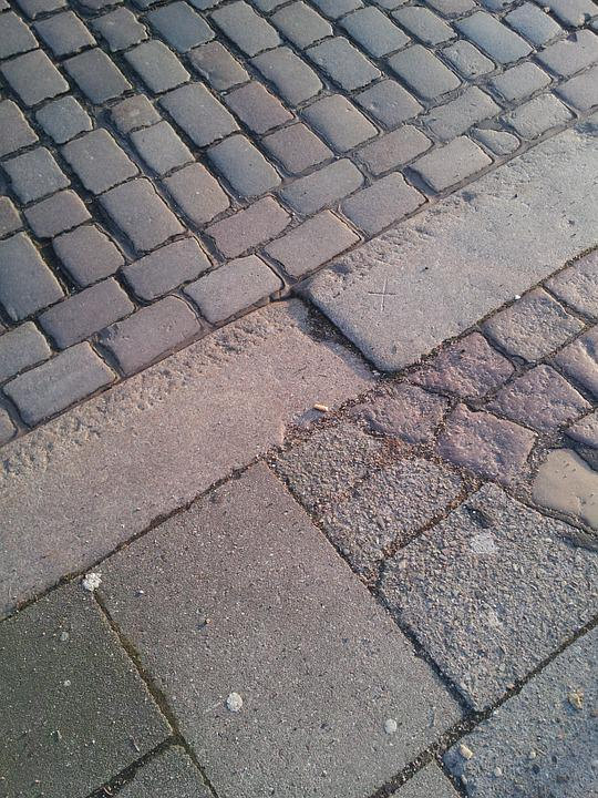Patch, Road, Paving Stones, Architecture, Ground, Stone