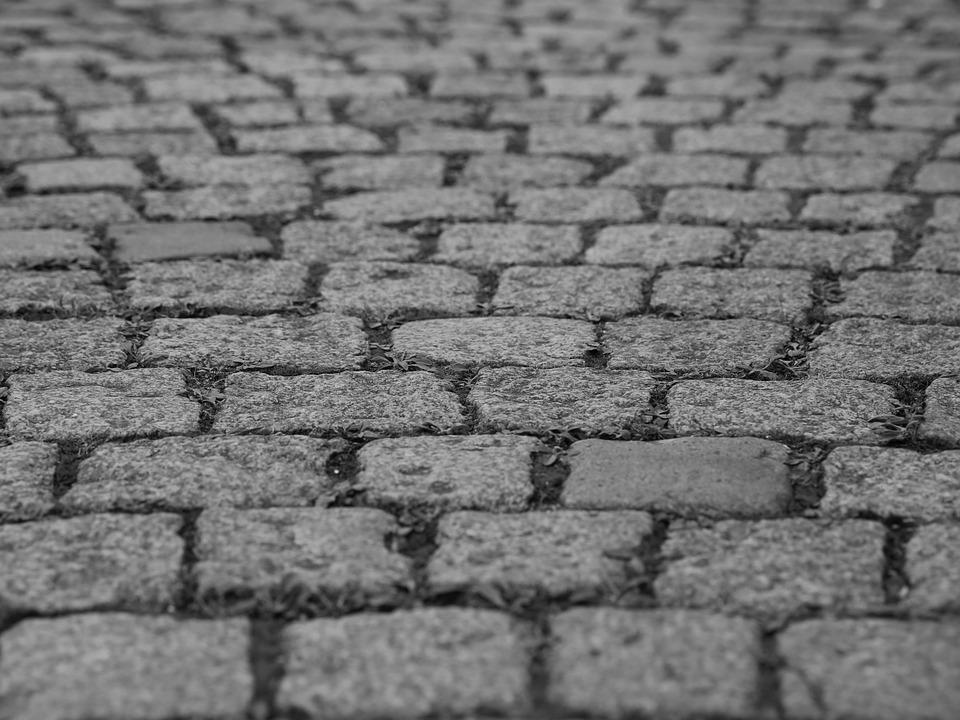 Patch, Cobblestones, Ground, Texture, Stone, Road
