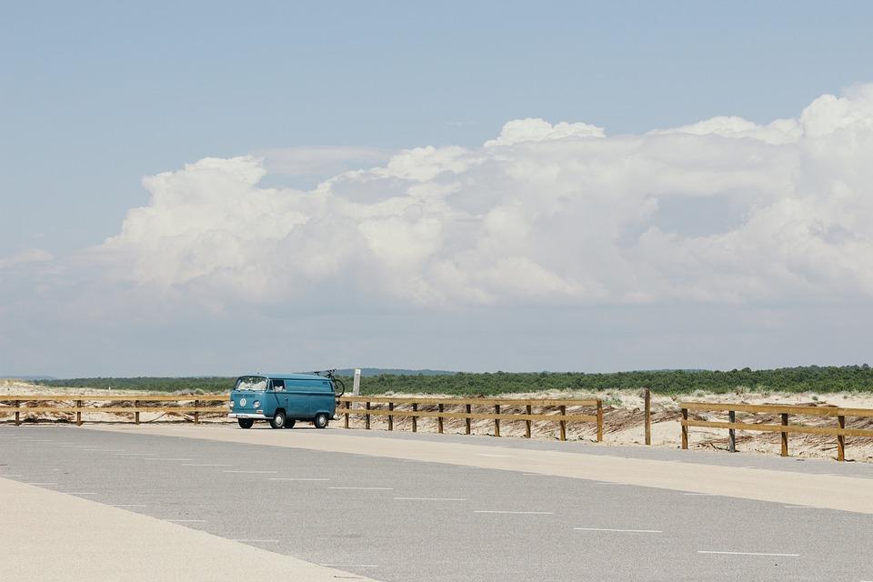 Road, Street, Asphalt, Cloud, Sky, Outdoor, Travel, Van