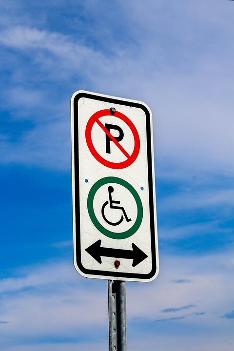 Road, Traffic, Characters, Sky, Warning, Shield