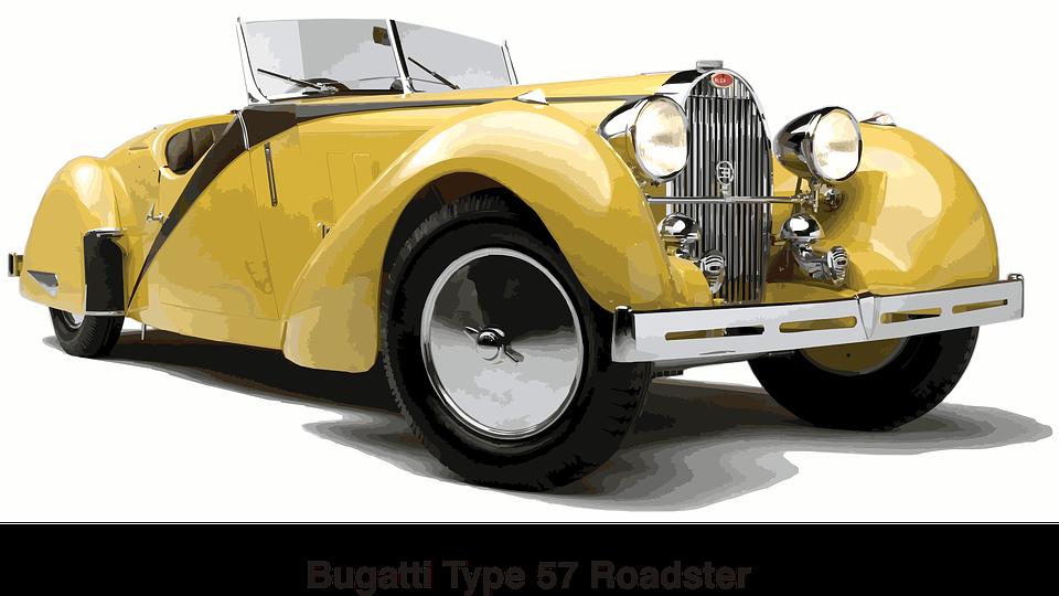 Bugatti, Cars, Roadster, Type